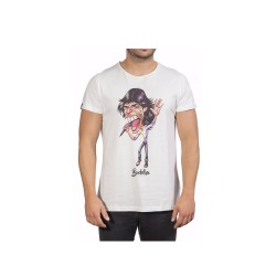 Camiseta Mr. Jagger blanca